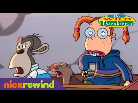 The Oil Spill | The Wild Thornberrys | NickRewind