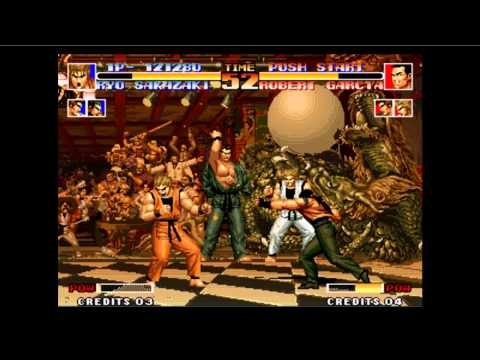 descargar the king of fighters 94 neo geo