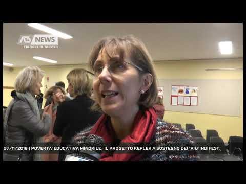 07/11/2019 | POVERTA' EDUCATIVA MINORILE,  IL PROGETTO KEPLER A SOSTEGNO DEI ''PIU' INDIFESI''