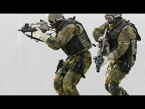 Σκάνδαλο με νεοναζί στις επίλεκτες δυνάμεις του στρατού…