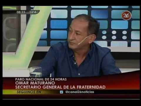 ARGENTINA DESPIERTA 31-03-15-CHICHE-MATURANO