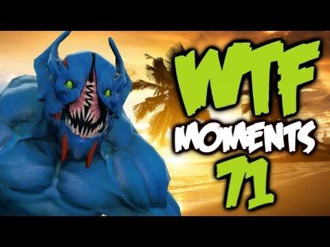 Dota 2 wtf moments 71 balanar the night stalker dota