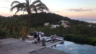 Maybe one of the most stunning views and backdrops I've seen, the Lexus Villa for the #MakeYourMark Event was beautiful in every way imaginable. Enjoy this short clip showing the beautiful sunset we enjoyed our last night in Ibiza.