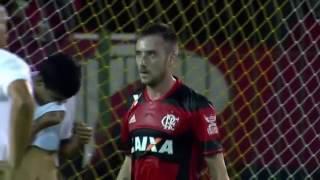 FLAMENGO 1 X 0 VITÓRIA Flamengo 1 x 0 Vitória - Alan Patrick levanta na área Flamengo vs Vitória- Gols Brasileirão 2016...