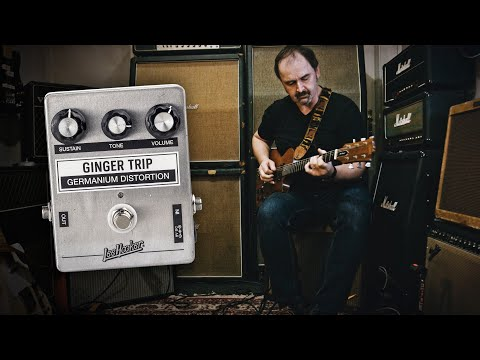 Ginger Trip pedal demo