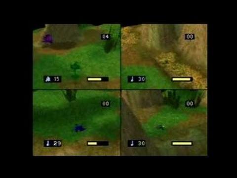 Army Men : Air Combat Nintendo 64
