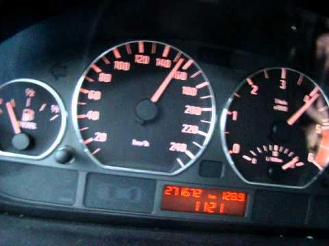 BMW E46 318d 203 km/h