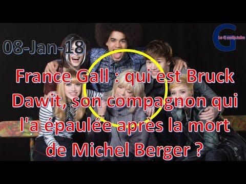 France Gall : qui est Bruck Dawit, son compagnon qui l'a épaulée après la mort de Michel Berger?