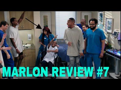 HOSPITAL PARTY!? | MARLON (NBC) TV SHOW REVIEW #7