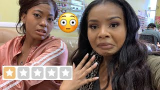Video Going to the WORST REVIEWED NAIL SALON in my CITY (1 STAR) MP3, 3GP, MP4, WEBM, AVI, FLV Agustus 2019