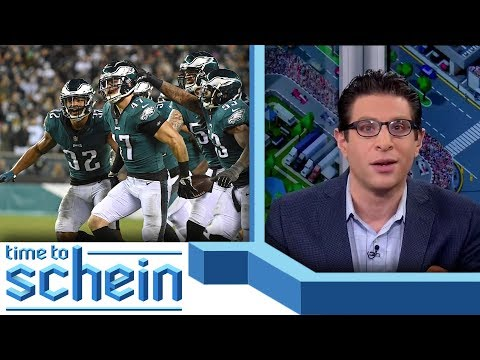 Video: Eagles victory against the Redskins 28-13 | Time to Schein
