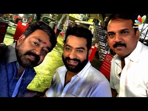 Mohanlal-busy-with-Telugu-films-than-Malayalam-films-this-year-Janatha-Garage-Manamantha