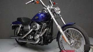 1. 2007  HARLEY DAVIDSON  FXDWG DYNA WIDE GLIDE   - National Powersports Distributors