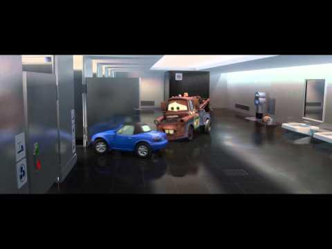 Cars 2 - Extrait : Pause Toilettes - VF