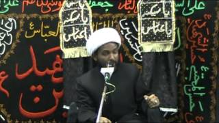 04- Maulana Ali Abbas Khan (URDU) :: 4th Muharram 1436 :: 28th Oct 2014 :: Bandra Khoja Masjid Mumba