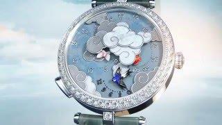 Lady Arpels Ronde des Papillons watch - Van Cleef & Arpels