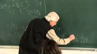 METU - Quantum Mechanics II - Week 9 - Lecture 3