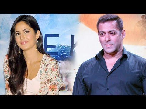 Katrina Kaif's Attention Is On Salman Khan