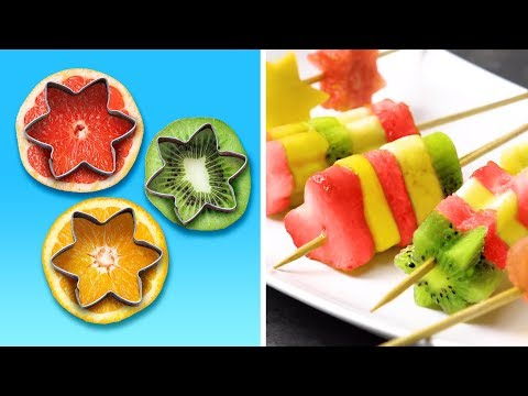 20 FOOD TRICKS THAT WILL SPEED UP YOUR COOKING - Thời lượng: 13:17.