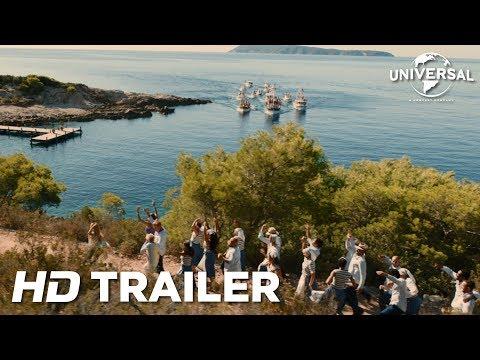 Mamma Mia! Here We Go Again International Trailer (Universal Pictures) HD