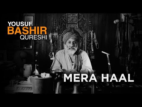 Yousuf Bashir Qureshi | Mera Haal | Poetry | Monday With YBQ