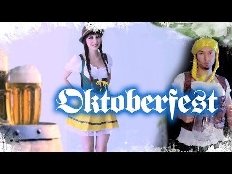 Cómo disfrazarse de Tirolesa para la fiesta de la cerveza | Costumes Oktoberfest