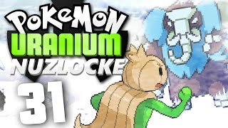 Pokémon Uranium Nuzlocke - Episode 31 | Sheer Cold Dermafrost! by Munching Orange