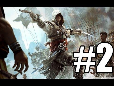 Прохождение Assassin's Creed 4 Black Flag Часть 2