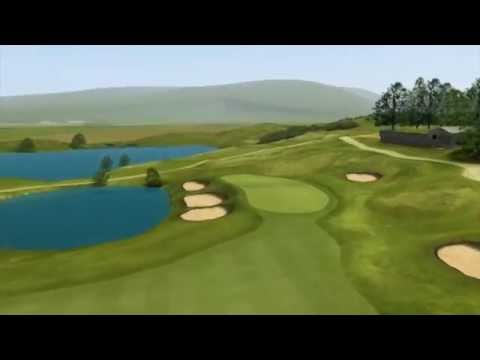 Ryder Cup Course 2014 – Gleneagles: Hole 2