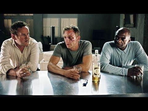 Layer Cake (2004) Movie - Daniel Craig & Sienna Miller
