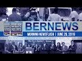 Bernews Newsflash For Thursday, June 20, 2019