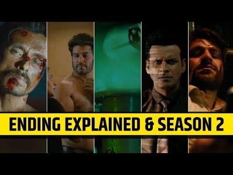 THE FAMILY MAN - Ending Explained & Season 2 Predictions