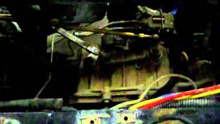 9. 01 Polaris Sportsman 500 HO 4x4 ATV RUNNING ENGINE 0498L #101
