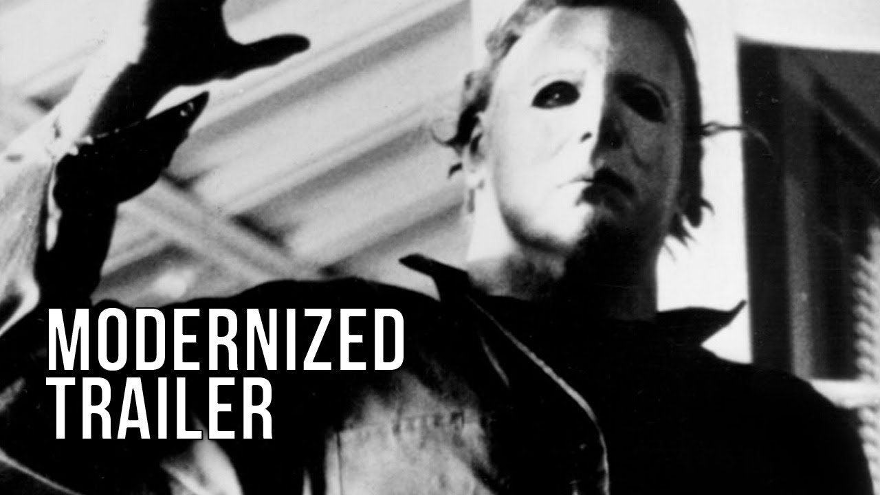 Halloween (1978) - Modern Trailer