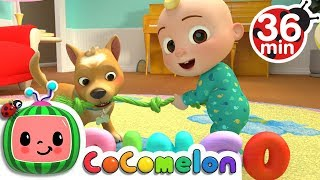 Video Bingo | +More Nursery Rhymes & Kids Songs - CoCoMelon MP3, 3GP, MP4, WEBM, AVI, FLV April 2019
