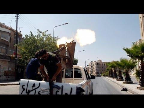 Сирійські повстанці кажуть, що збили винищувач і...
