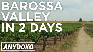 Barossa Valley Australia  City pictures : 2 Days in the Barossa Valley Wine Region