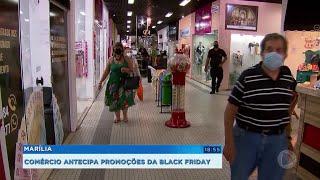 Black Friday: lojas antecipam promoções para atrair clientes