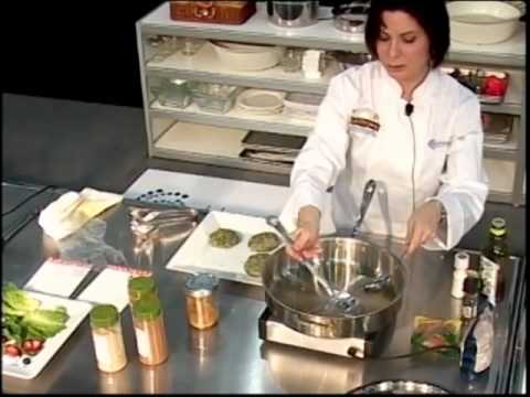 Cooking for Pleasure, Healthy for Life: Type 2 Diabetes Cooking Demonstration