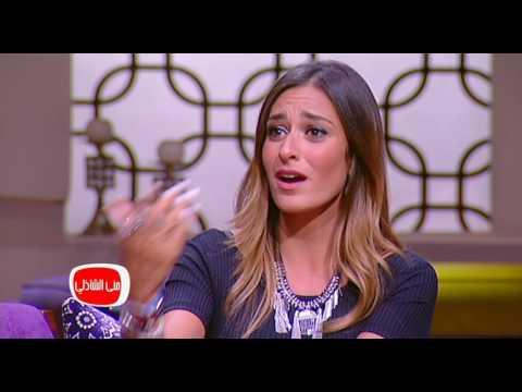 """تعليق أمينة خليل على إشاعة ارتباطها بعمرو يوسف: """"كلام فاضي"""""""