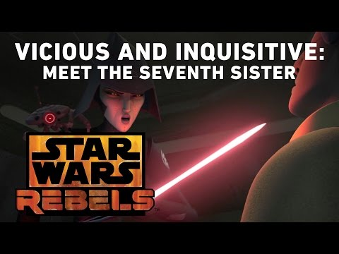 Star Wars Rebels 2.04 (Clip 'Meet the Seventh Sister')