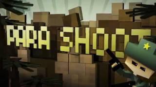 Parashoot YouTube video