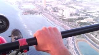 Video Jeddah Corniche Paramotor gliding MP3, 3GP, MP4, WEBM, AVI, FLV Juli 2018