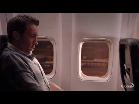 Hawaii Five-0 Finale 10x22 Final Scene - Steve Reunites with Catherine on the Plane