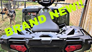 9. Introducing the new ride! 2019 Polaris sportsman 570