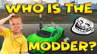 Found this kid in a lobby and trolled him for like an hour and he never figured out i was the modder.. LMAO!! Enjoy!! My Instagram ...