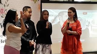 Video Diterpa Isu Pindah Keyakinan Salmafina SunanTetap Hadiri Anniversary 21 Tahun Orangtuanya MP3, 3GP, MP4, WEBM, AVI, FLV Juli 2019
