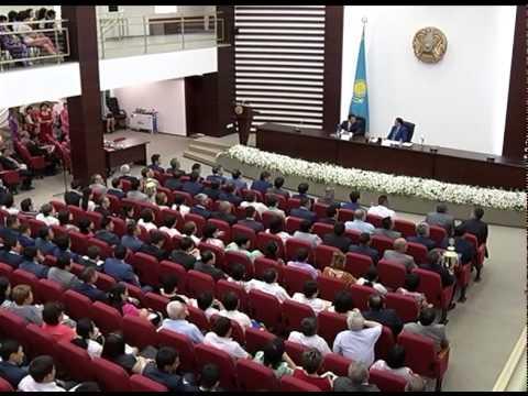 Алматы облысндағы мемлекеттік қызметкерлер күні
