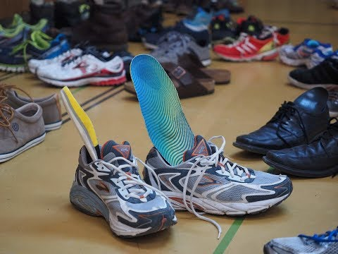 How To Choose Running Shoe Insoles