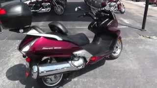 10. 700135 - 2009 Honda Silverwing FSC600D - Used Motorcycle For Sale